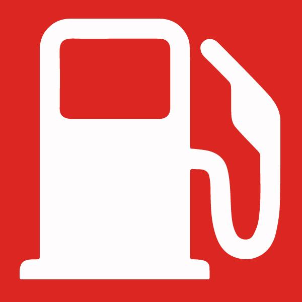 Auf 320 km ist es des Benzins wieviel notwendig